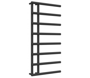 Reina Matera Anthracite Designer Heated Towel Rail 998mm x 500mm