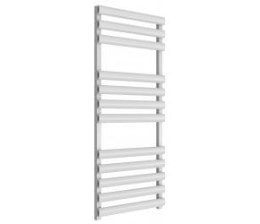 Reina Veroli White Aluminium Designer Towel Rail 1190mm x 480mm