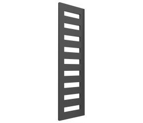 Reina Fondi Anthracite Designer Heated Towel Rail 1790mm x 500mm