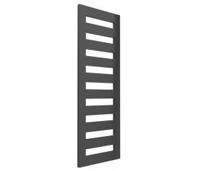 Reina Fondi Anthracite Designer Heated Towel Rail 1790mm x 600mm