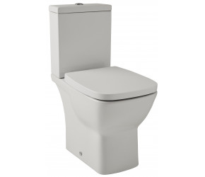 Kartell Evoque Close Coupled Toilet with Soft Close Seat
