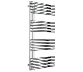 Reina Adora 1106mm x 500mm Polished Stainless Steel Towel Rail