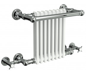 Reina Camden Wall Mounted Traditional Radiator 508mm x 680mm
