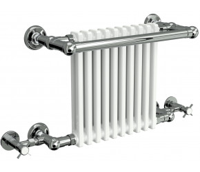 Reina Camden Wall Mounted Traditional Radiator 508mm x 770mm