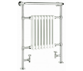 Reina Victoria Traditional Towel Radiator 960mm High x 675mm Wide