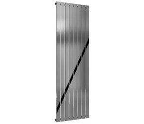 Reina Osimo Designer Chrome Radiator 1800mm High x 570mm Wide
