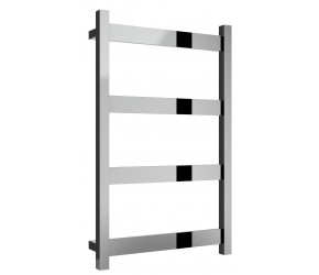 Reina Mina Polished Stainless Steel Towel Rail 750mm x 480mm
