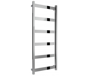 Reina Mina Polished Stainless Steel Towel Rail 1170mm x 480mm