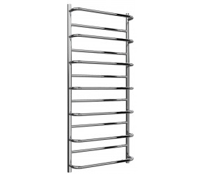 Reina Belbo Polished Stainless Steel Towel Rail 1180mm x 530mm