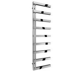 Reina Piazza Polished Stainless Steel Designer Towel Rail 1670mm x 500mm