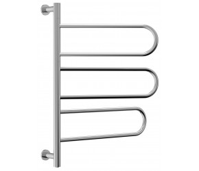 Reina Orne Designer Dry Electric Towel Rail 700mm x 550mm