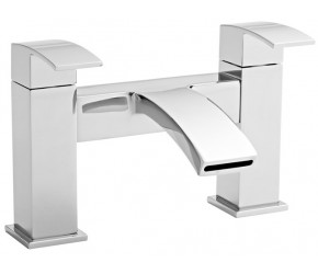 Kartell Flair Chrome Bath Filler Tap