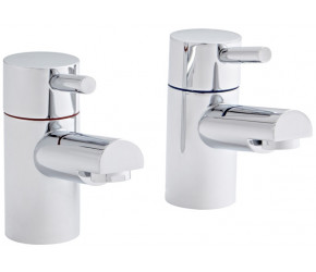 Kartell Plan Chrome Bath Taps