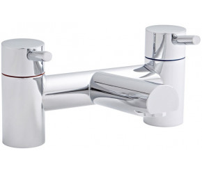 Kartell Plan Chrome Bath Filler Tap