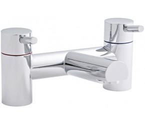 Kartell Plan Chrome Bath Filler Tap
