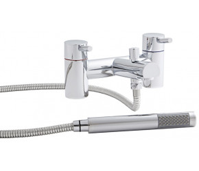 Kartell Plan Chrome Bath Shower Mixer Tap
