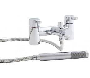 Kartell Plan Chrome Bath Shower Mixer Tap