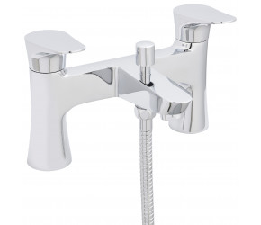 Kartell Focus Chrome Bath Shower Mixer Tap