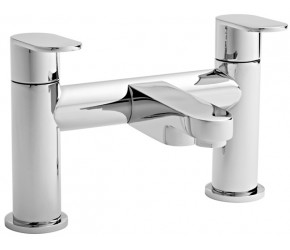 Kartell Logik Chrome Bath Filler Tap