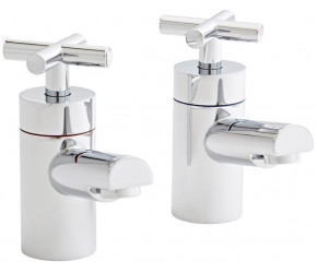 Kartell Times Chrome Bath Taps