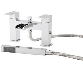 Kartell Phase Chrome Bath Shower Mixer Tap