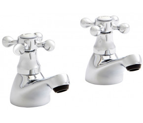 Kartell Viktory Chrome Bath Taps