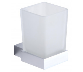 Iona Shine Bathroom Tumbler Holder