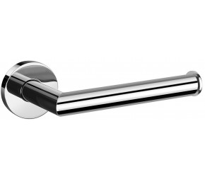 Iona Glisten Chrome Toilet Roll Holder