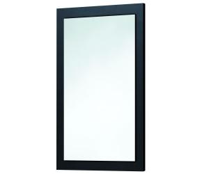 Iona Indigo Blue Wooden Frame Mirror 900mm x 600mm