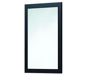 Iona Indigo Blue Wooden Frame Mirror 800mm x 500mm