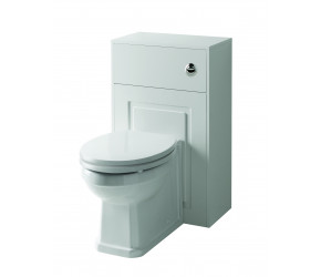 Kartell Astley Traditional Back To Wall Pan with Soft Close Seat