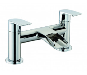 Trisen Merion Chrome Two Lever Bath Filler Tap