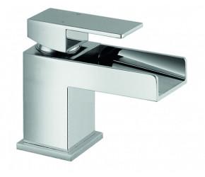 Trisen Warley Chrome Mini Single Lever Mono Basin Mixer Tap