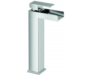 Trisen Warley Chrome Tall Single Lever Mono Basin Mixer Tap