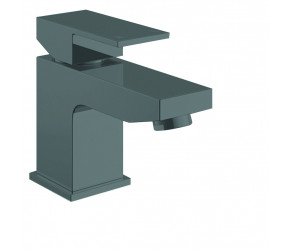 Trisen Kawa Black Mini Single Lever Mono Basin Mixer Tap