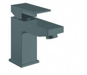 Trisen Kawa Black Single Lever Mono Basin Mixer Tap