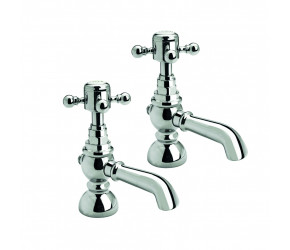 Trisen Formby Chrome Basin Taps