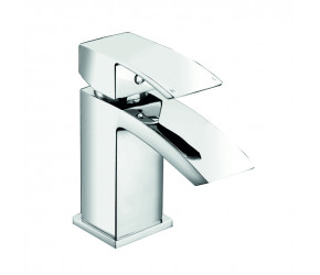 Trisen Knole Chrome Mini Single Lever Mono Basin Mixer Tap