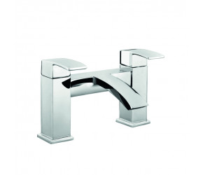 Trisen Knole Chrome Two Handle Bath Filler Tap