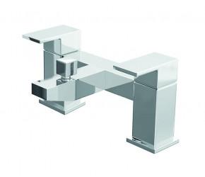 Trisen Hiron Chrome Two Handle Bath Filler Tap