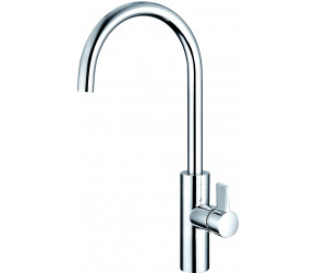 Trisen Fonta Chrome Single Lever Kitchen Mixer Tap