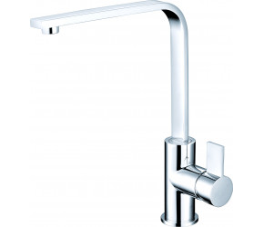 Trisen Flato Chrome Single Lever Kitchen Mixer Tap