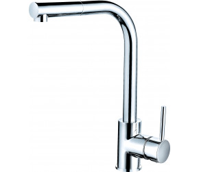 Trisen Era Chrome Pull Out Single Lever Kitchen Mixer Tap