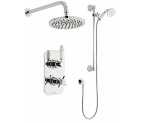 Kartell Klassique Option 3 Thermostatic Concealed Shower