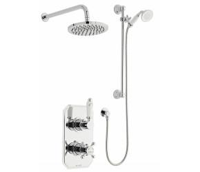 Kartell Viktory Option 3 Thermostatic Concealed Shower