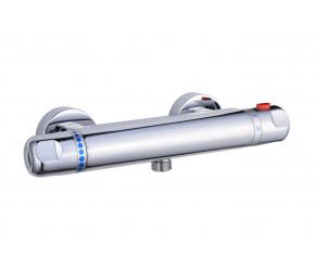 Tailored Low Pressure High Flow Chrome Shower Bar Valve