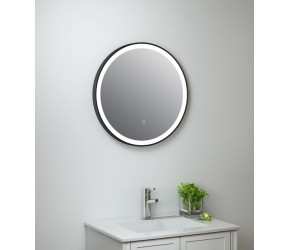 Tailored Rosie Orca LED Round Touch Mirror 600mm