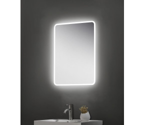 Tailored Angus Slimline LED Touch Mirror 500mm x 700mm