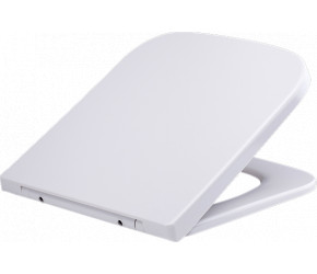 Tailored T20 Square Soft Close Toilet Seat