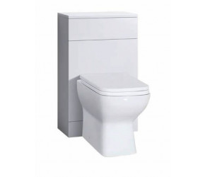 Tailored Gloss White WC Unit 500mm x 200mm